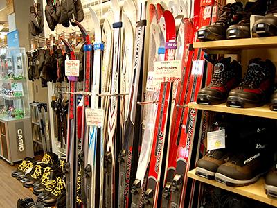 山スキー・テレマーク