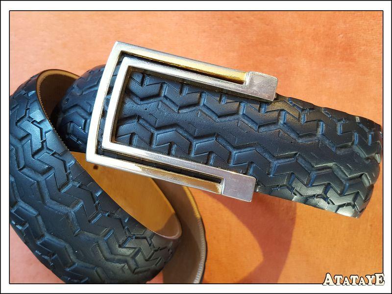 Atataye - Quand, comme Floriane,vous adorez vos boucles de ceinture.