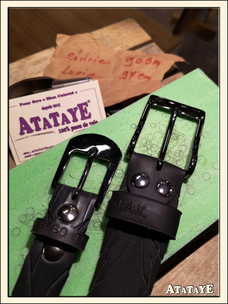 Atataye - Une nouvelle vie pour les gommes de Cédric et Lucie.