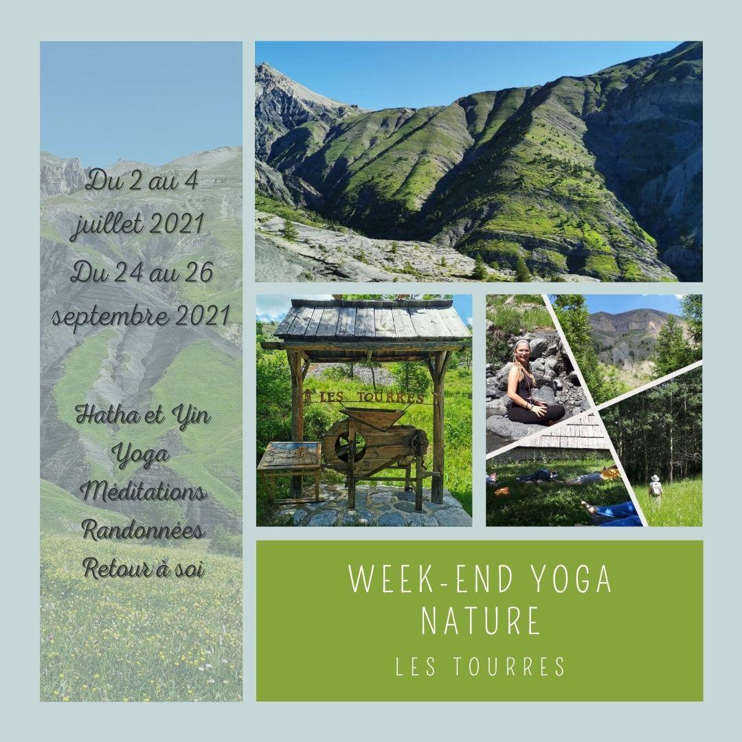 Weekend Yoga Nature 2021