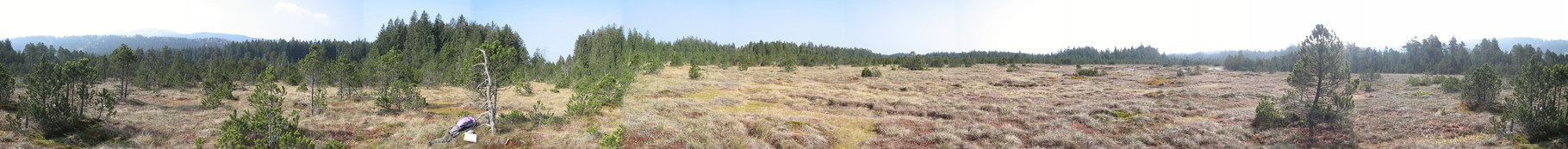 Panorama Kläperfilz