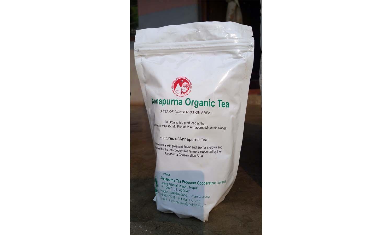 Le thé de la coopérative de Lwang
