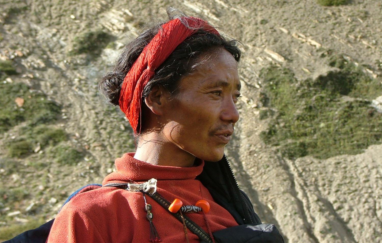 PAS DE DOUTE ON EST AU COEUR DE LA CULTURE TIBETAINE trek Dolpo Nepal Khumbu Shangrila