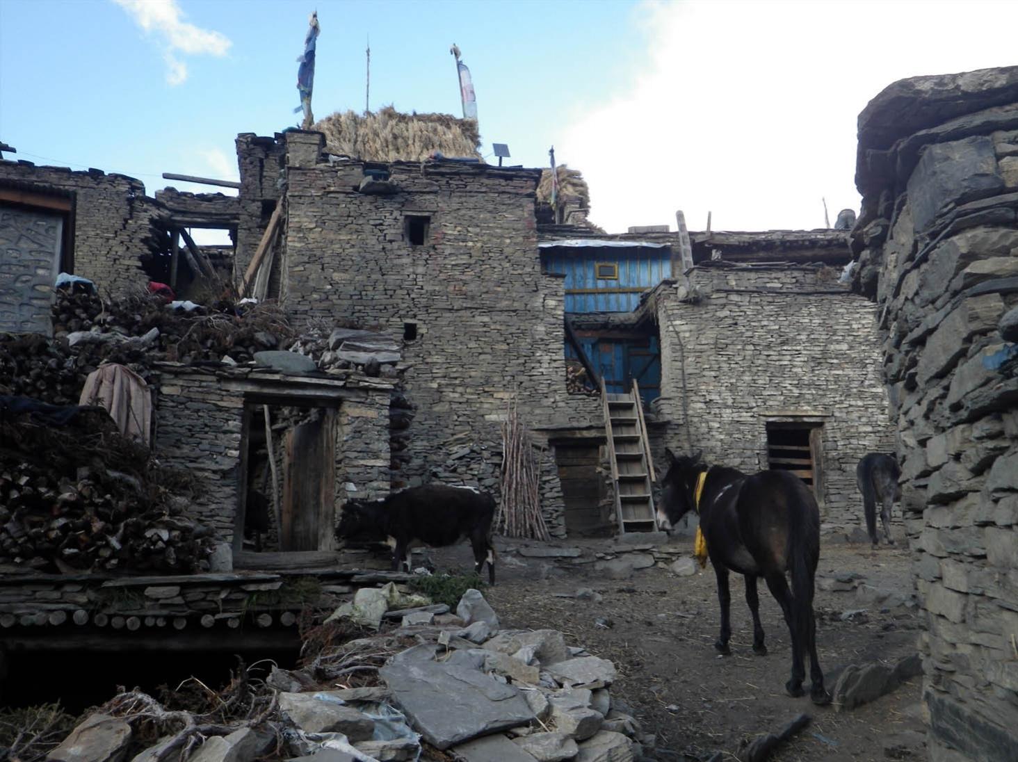 Village de Naar - Photo Nelly Perrillat