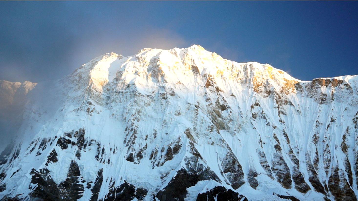 Face sud de l'Annapurna