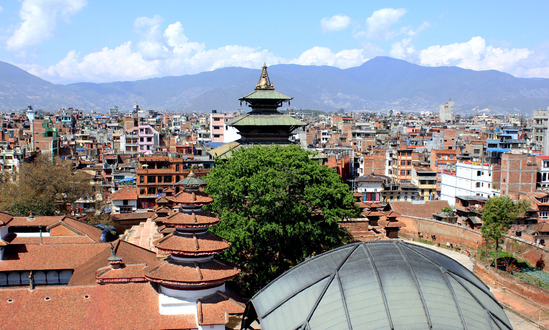 Kathmandu la ville