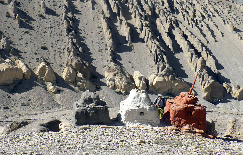 DESERTIQUES  trek Mustang Nepal Khumbu Shangrila