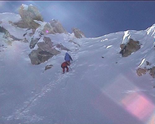 on arrive au sommet http://www.shangrila-trek.com/shishapangma/