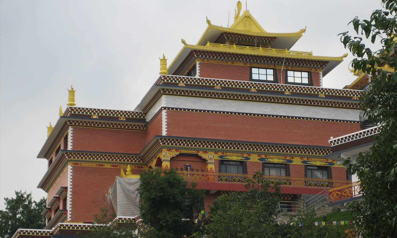 Temple Nano Bouddha