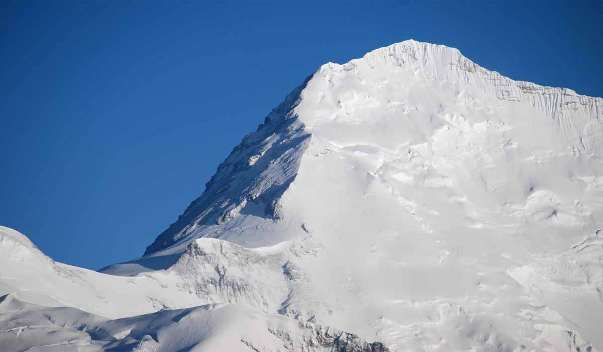 Everest versant Kangchung - Photo François Marsigny