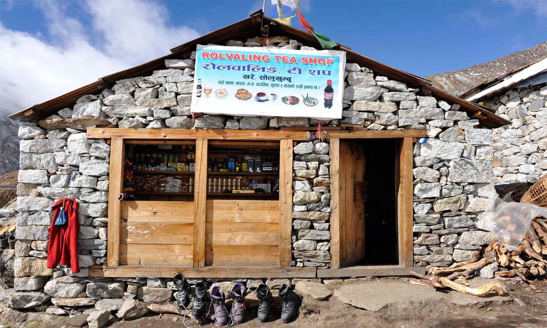 Lodge Khare http://www.shangrila-trek.com/trek-peak-mera/