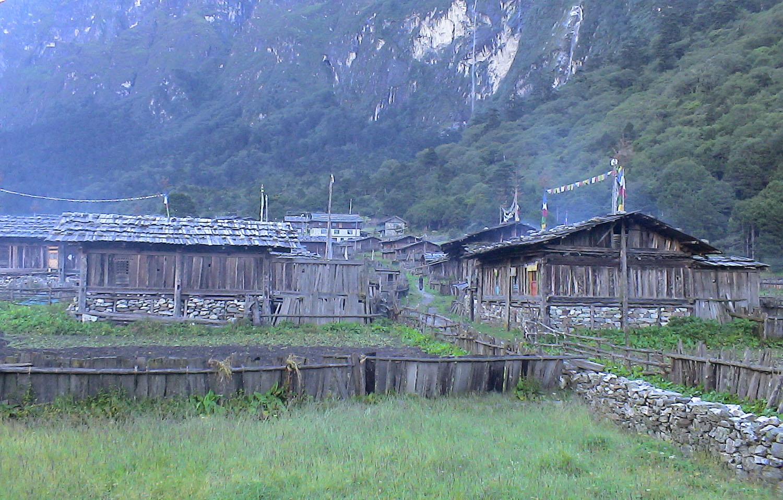 GHUNSA Trek Kangchenjunga