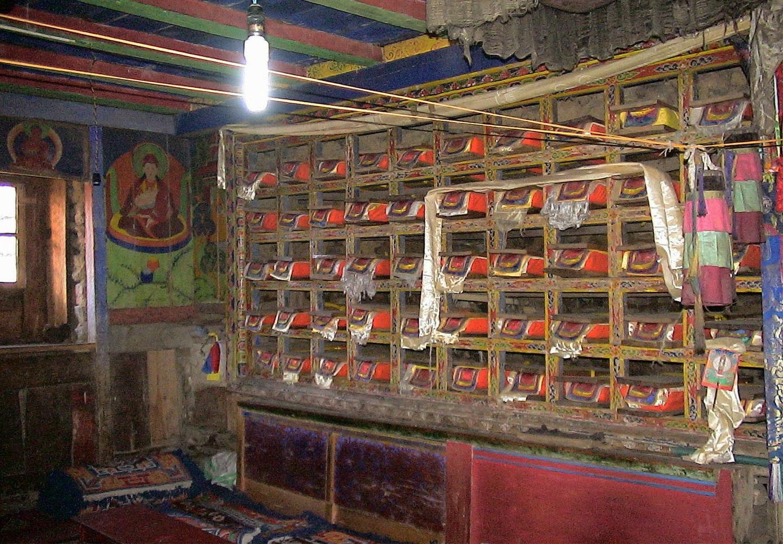 Monastère de Pangboche
