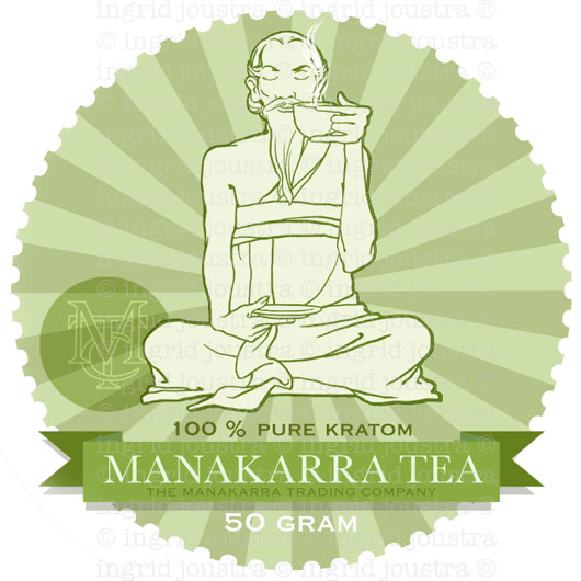Tealabel: Manakarra Tea