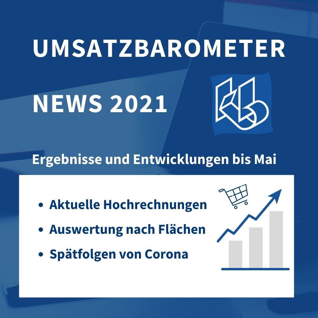 Umsatzentwicklung bis Mai 2021 (Video)