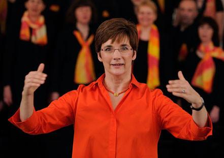 Susanne Rohland-Stahlke / Foto: Burkhard Dohm