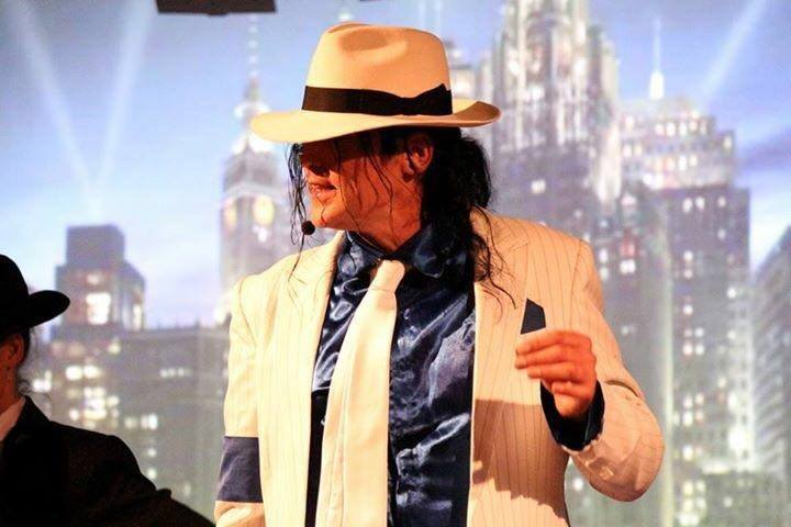 JW Representer of Michael Jackson, Double, Show-SMOOTH CRIMINAL, MJSP