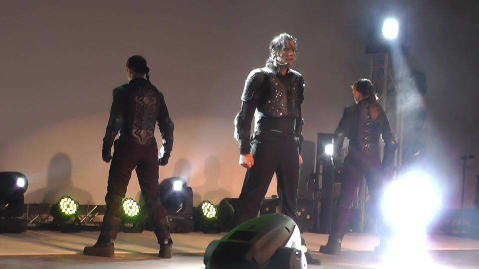 JW Representer of Michael Jackson, Double, Show-TDCAU/DRILL, MJSP
