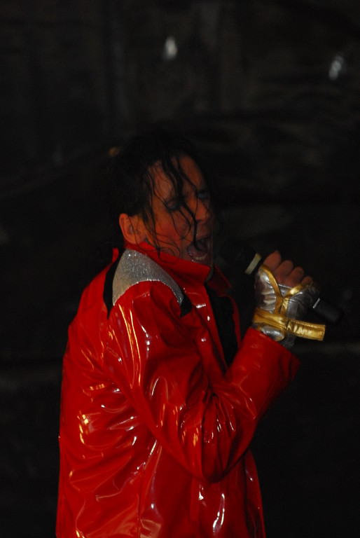 JW Representer of Michael Jackson, Double, Show-BEAT IT, MJSP
