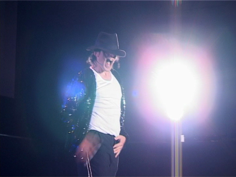 JW Representer of Michael Jackson, Double, Show-BILLIE JEAN, MJSP