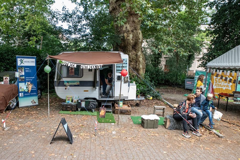 Festival, Outdoor OntdekKist