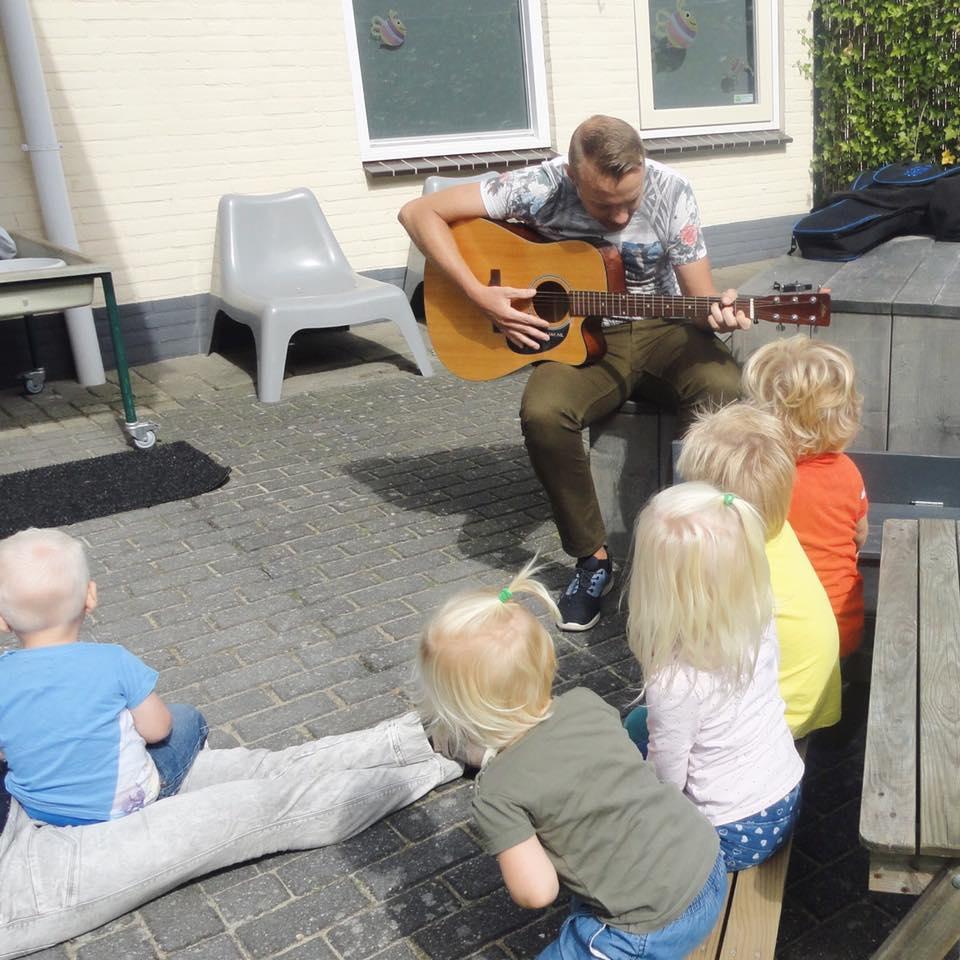 Muziek kinderopvang