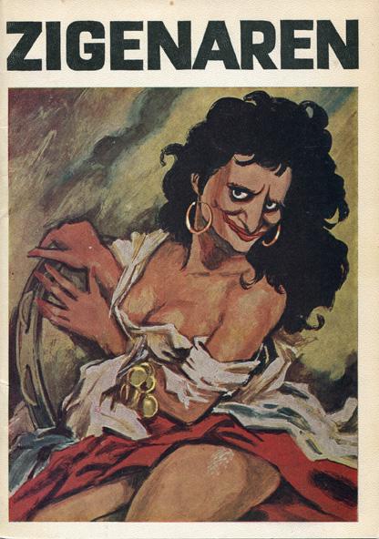 Letzte Ausgabe des politischen Magazins Katarina Taikons u.a.
