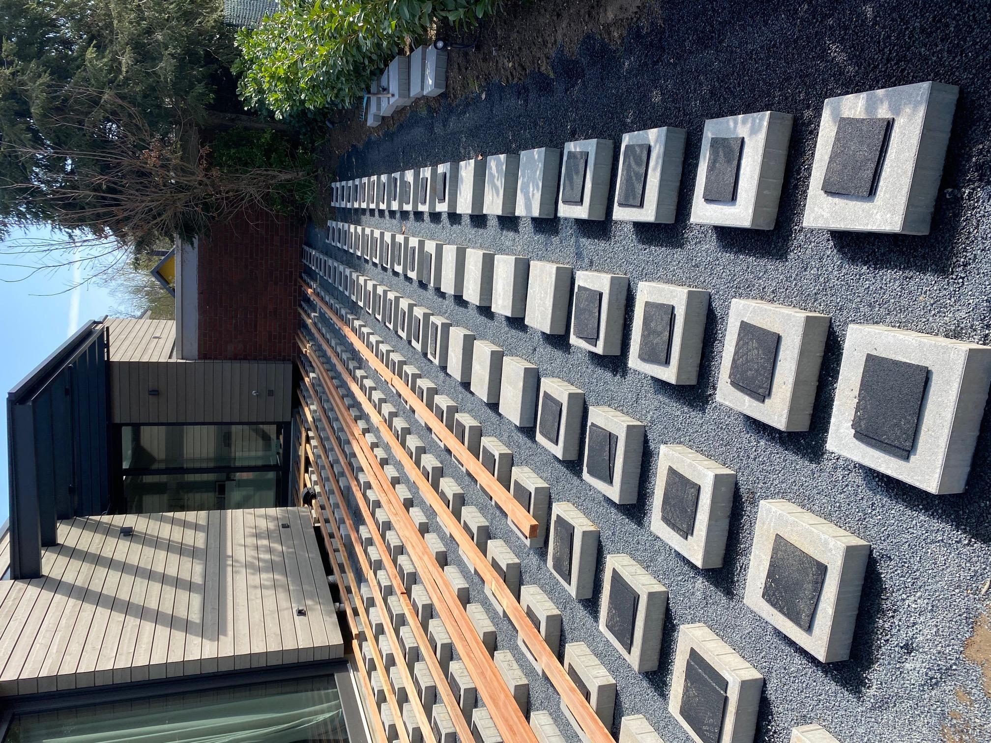 Konstruktionsholz Terrassendielen Verlegung Parkett Weber