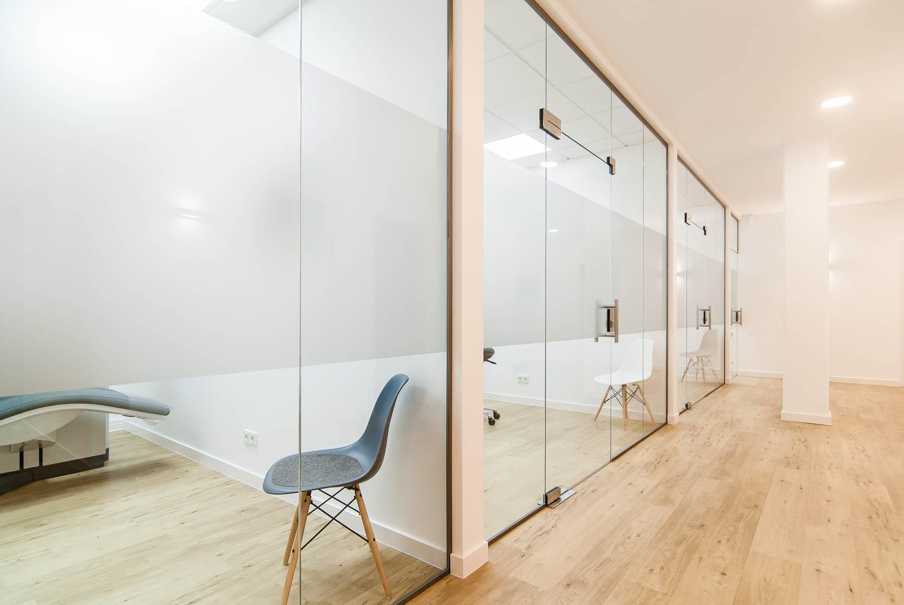 Helle Räume für eine freundliche Atmosphäre