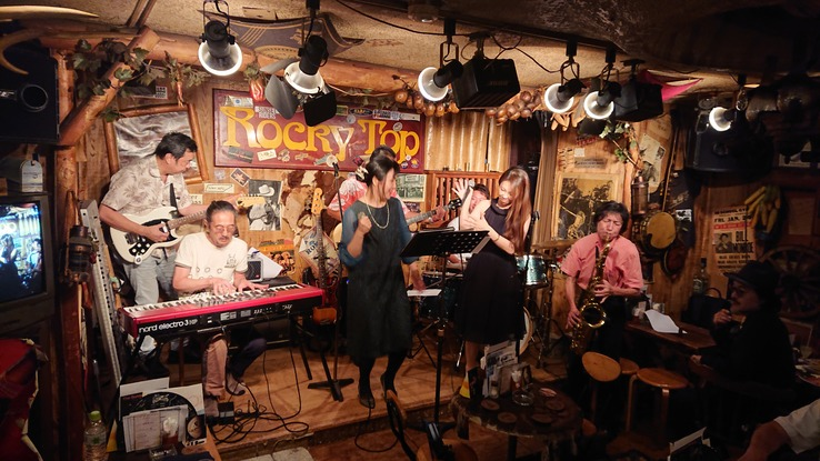 20190923RockyTop LiLia & Yoko w/BluezzyCats by Mr.Saka