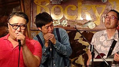 20190609 TAKESHI @Rocky Top by Mr.SAKA