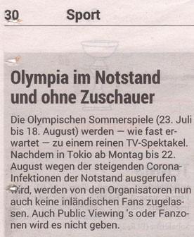 09.07.2021 Volksblatt