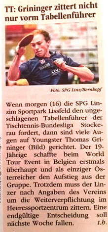 4.11.2017 Volksblatt
