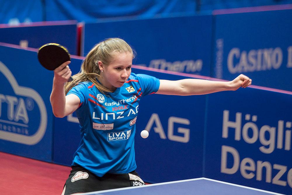 Foto Pillik - Jüngste Superliga Siegerin - Lena Promberger