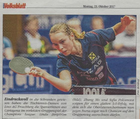 23.10. 2017 Volksblatt