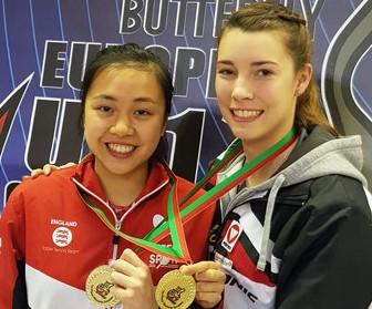 U21 Europameister Mischek/Ho
