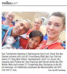 08.09.2020 Volksblatt