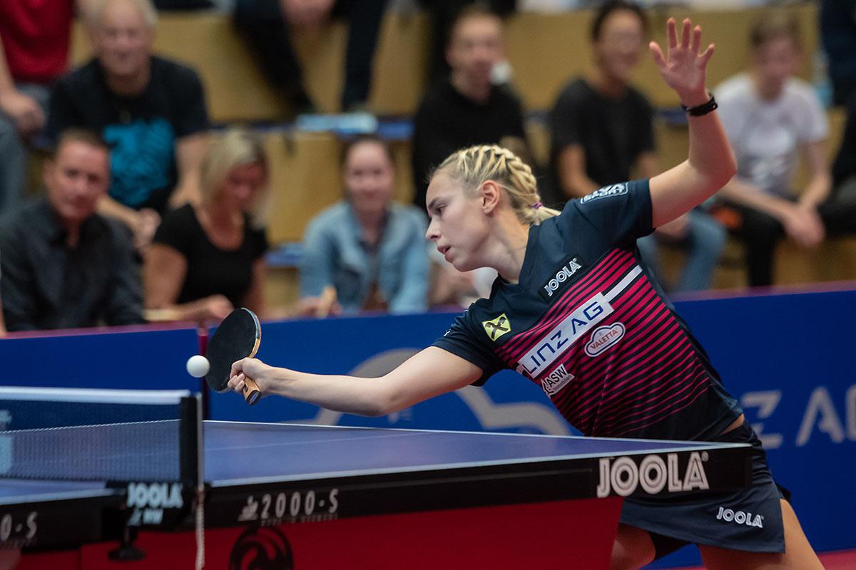 Linda Bergström - WR 62 in der letzten Saison oft zur Matchwinnerin geworden