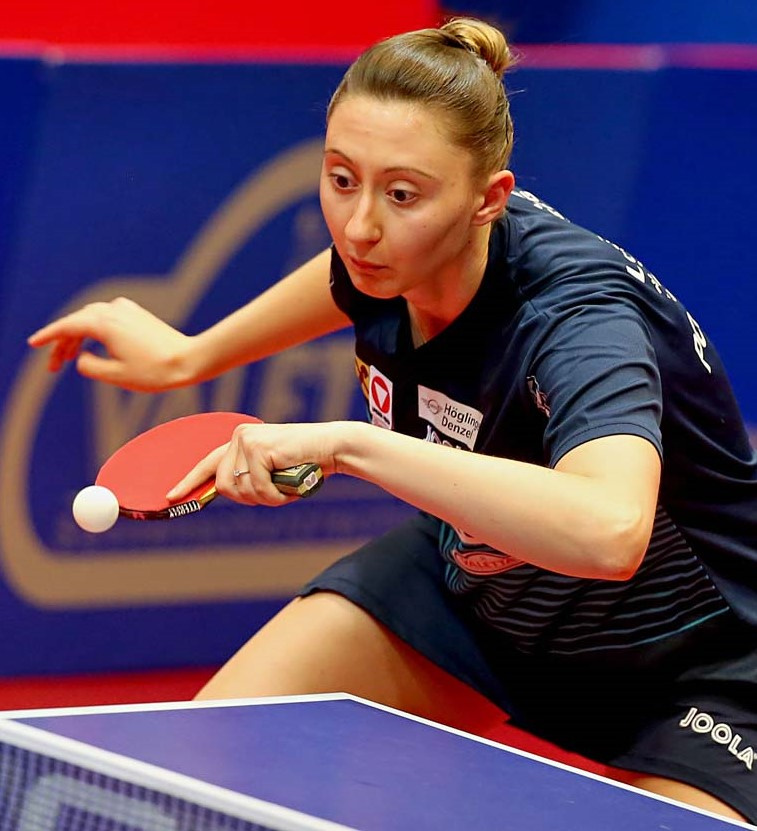 Sofia Polcanova WR 16 - aktuelle Nr 1 in Europa