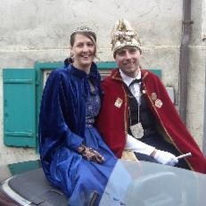 Prinzessin Stephanie & Prinz Frank