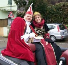 Prinzessin Sandra & Prinz Marco