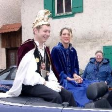 Prinzessin Katja & Prinz Steffen