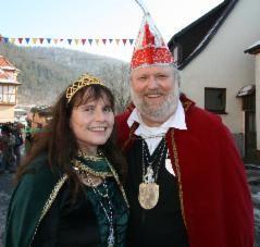 Prinzessin Sonja & Prinz Manfred