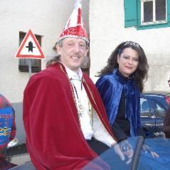 Prinzessin Edith & Prinz Karl-Heinz