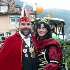 Prinzessin Silvia & Prinz Joe