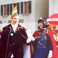 Prinzessin Beate & Prinz Markus