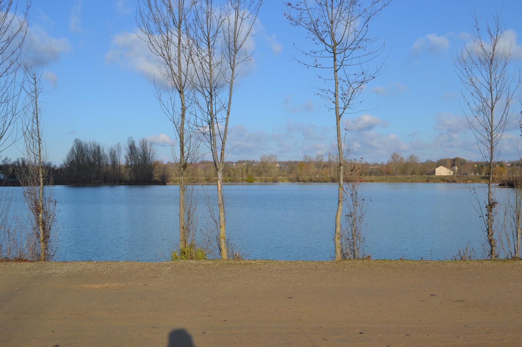 CAUSSADE / MONTEILS Les étangs du Parc de la Lère