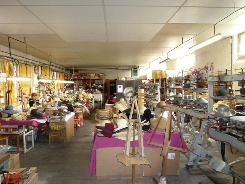 Un atelier de fabrication de nos jours