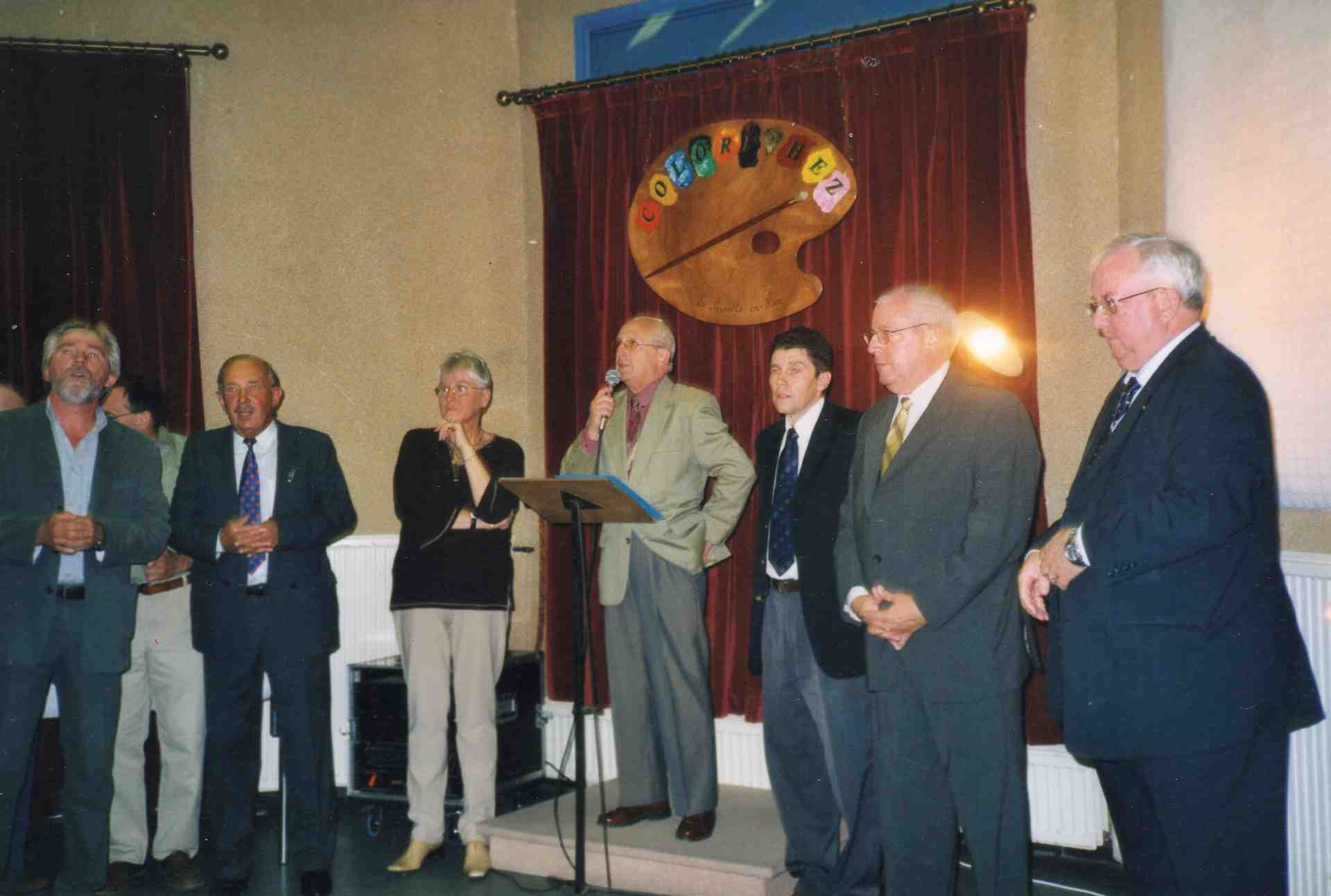 Inauguration le 3 octobre 2003