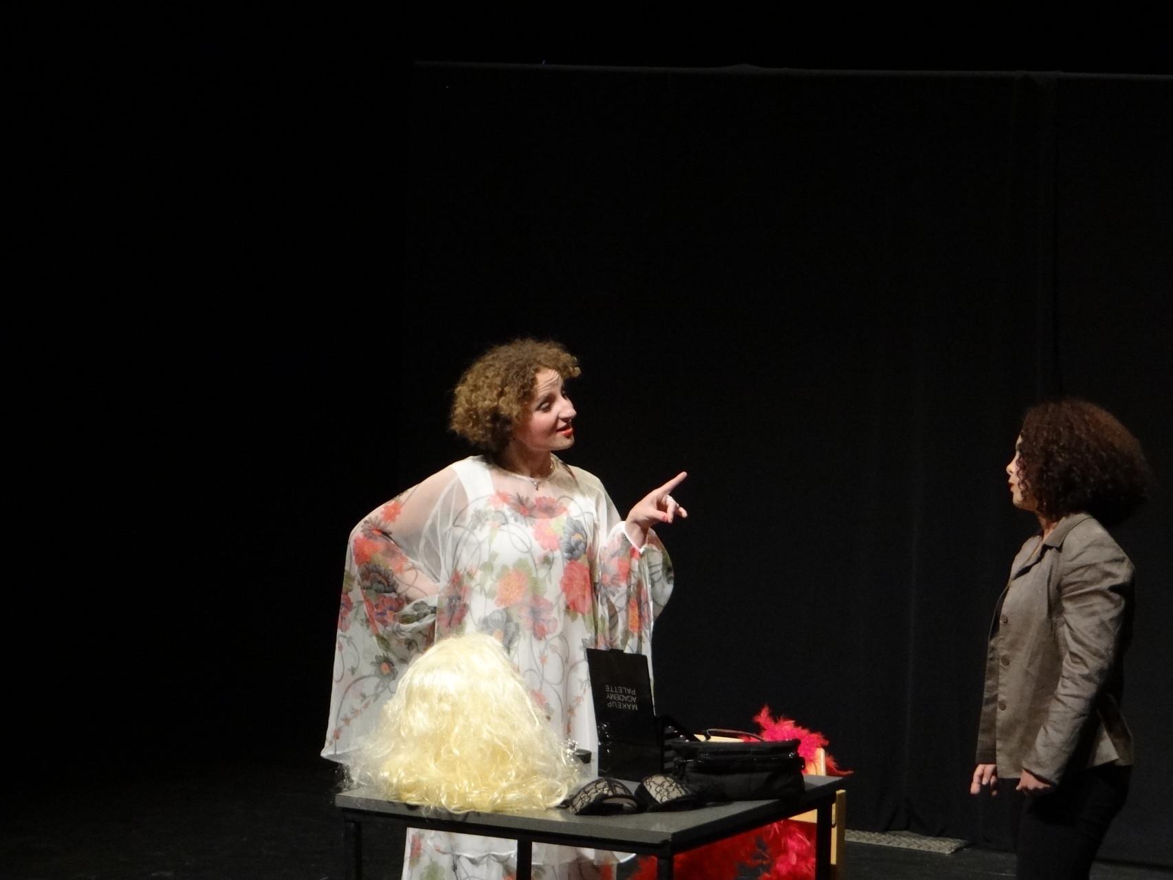Atelier théâtre MJC Avrillé